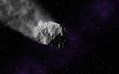 Warning: Asteroid half the size of Mount Everest