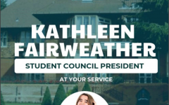 An Interview with Kathleen Fairweather - Candidate for Student Council President