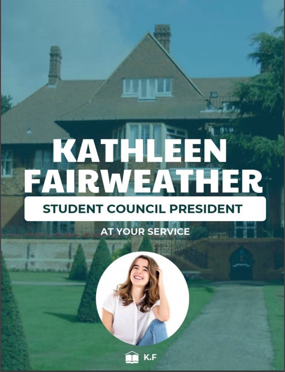 An+Interview+with+Kathleen+Fairweather+-+Candidate+for+Student+Council+President