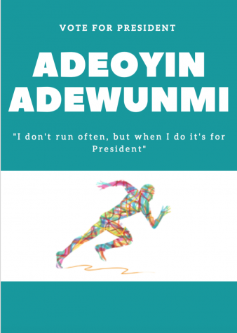 An Interview with Adeoyin Adewunmi, Candidate for Student Council President
