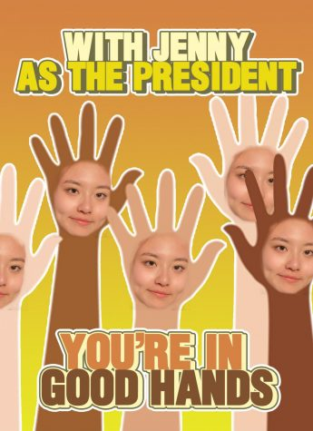 An Interview with Jenny Seong, Candidate for Student Council President
