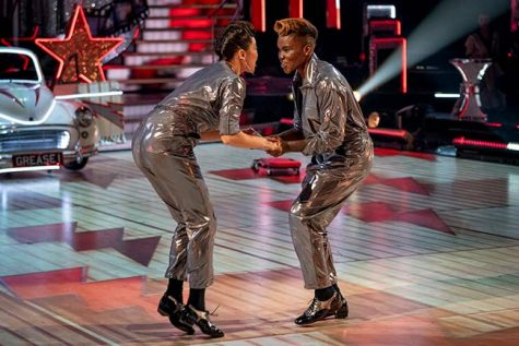 Nicola Adams and Katya Jones become first same-sex couple to dance on Strictly
