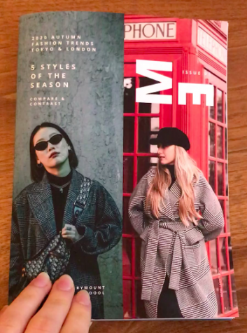 Tako, Mibu: ME; A fashion magazine presenting London and Tokyo fashion