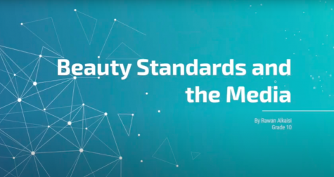Alkaisi, Rawan: The effects of the media on beauty standards