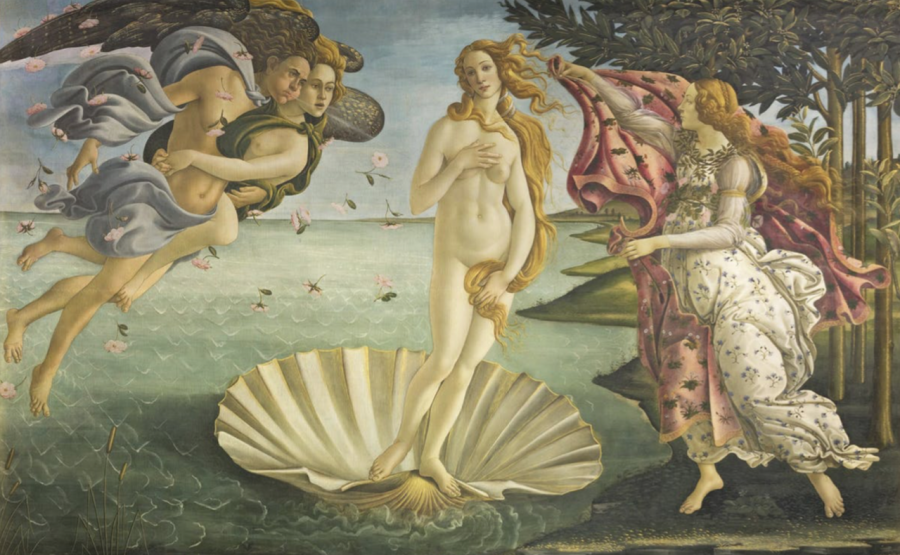 Object+2%3A+The+Birth+of+Venus+painting%2C+Botticelli