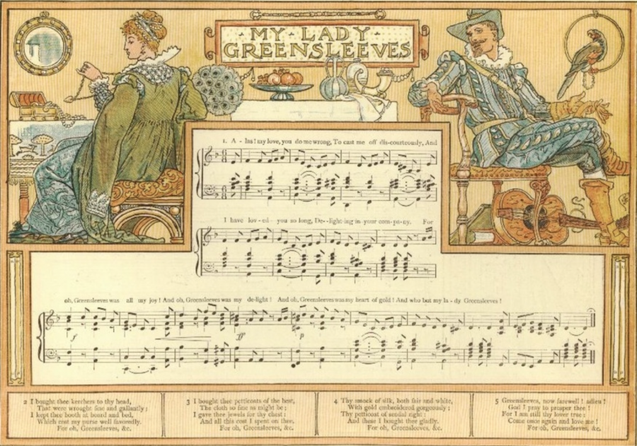 Object+2%3A+%E2%80%98Greensleeves%E2%80%99+-+a+traditional+English+folk+song