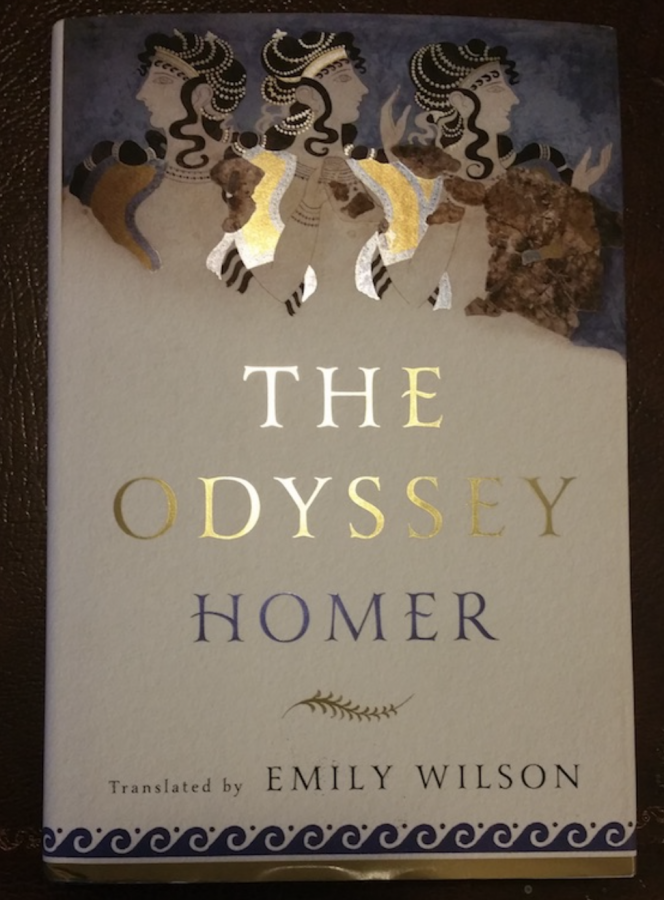 Object 2: The Emily Wilson translation of the Odyssey